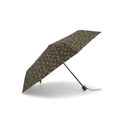 TOM TAILOR Taschenregenschirm Regenschirm grün