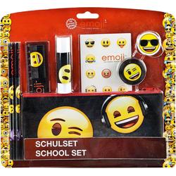 UNDERCOVER Malstift Schulset Emoji, 8-tlg.