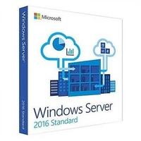 Microsoft Windows Server 2016 Standard 4 Core OEM PKC EN