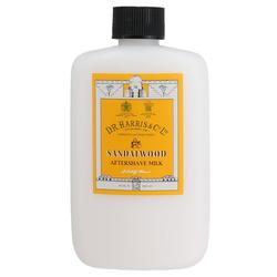 D.R. Harris Sandalwood Aftershave Milk Plastic Bottle