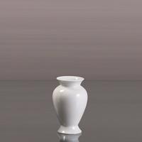 Kaiser Porzellan Vase, Barock 13,0 cm