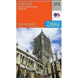 Lincoln 1 : 25 000 - Buch