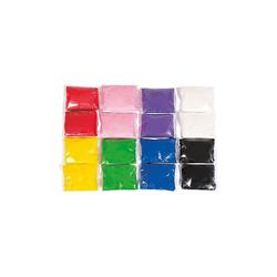 Playbox Knete Softknete 8 Farben, 8 x 120 g
