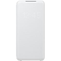 Samsung Galaxy S20 Hülle Samsung Weiß Klapphülle