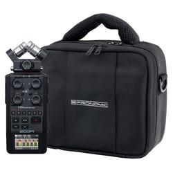 Zoom H6 Black Recorder Set inkl. Tasche