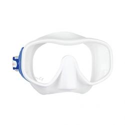 Mares Juno - Maske - blau/weiß
