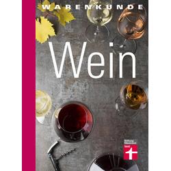 Warenkunde Wein als Buch von Ina Finn/ Alexander Oos