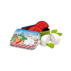 Erzi® Spiellebensmittel Spiellebensmittel Mozarella mit Tomate in Dose