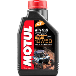 MOTUL ATV-SXS Power 4T 10W50 Motorenöl 1 Liter