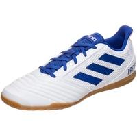 adidas Predator 19.4 Sala IN white/bold blue 38 2/3