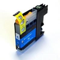 kompatible Ware kompatibel zu Brother LC-225XL-C cyan