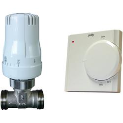 bella jolly Raumthermostat Vario-Therm Regelset, max. 230 V, elektronisch, für Fußbodenheizungen