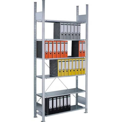 Archivregal System 3000 für Ordner Anbauregal