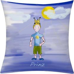 emotion textiles Kissenhülle Prinz Tag