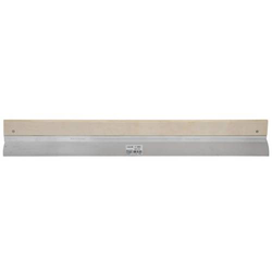 HaWe Flächenspachtel, Dekorspachtel, Fassadenspachtel, Flächenrakel, Holz-Rücken - Größe:1000 mm