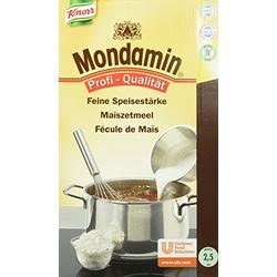 Knorr Mondamin Feine Speisestärke 1604, 1er Pack (1 x 2.5 kg)