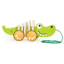 Hape Nachziehspielzeug Krokodil Croc