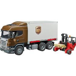 Scania R-Serie UPS Logistik-LKW m. Stap