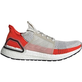 adidas Ultraboost 19 M beige/cloud white/active orange 43 1/3