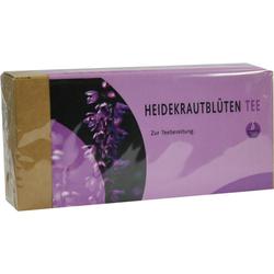 Heidekrautblütentee Filterbeutel