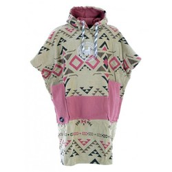 ALL-IN X WH1 V BUMPY Poncho indian brown