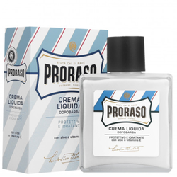 Proraso Blue Aftershave Balm 100ml - Crema Liquida