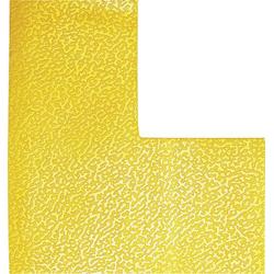 Durable 170204 Stellplatzmarkierung Form -L- Signal-Gelb 10 St. (L x B x H) 100 x 100 x 0.7mm