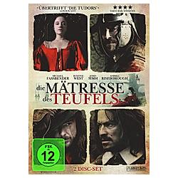 Die Mätresse des Teufels - DVD  Filme