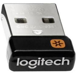 Logitech Pico USB Unifying Receiver-1 Funk, USB Funk-Empfänger Schwarz