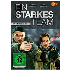 Ein starkes Team - Box 5  Film 29-34 - DVD  Filme