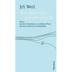 Mendelssohn auf dem Dach. Jiri Weil  - Buch