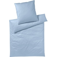 Yes for Bed Pure & Simple Uni bleu (155x220+80x80cm)