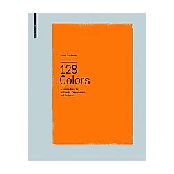 128 Colors. Katrin Trautwein  - Buch