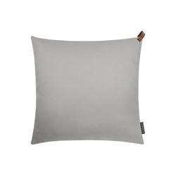 Kissenbezug Das Sonnenplätzchen, mokebo, auch als Outdoor Kissenhülle oder Kissen grau