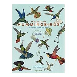 The Family of Hummingbirds. Laura Oppenheimer  Joel Oppenheimer  - Buch