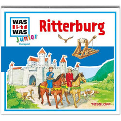 WAS IST WAS Junior Hörspiel-CD: Ritterburg