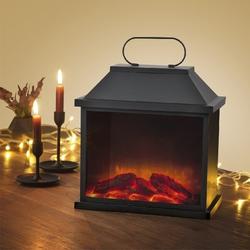 EASYmaxx LED-Laterne Flamme Metall 45V 30 x 18 x 315 cm