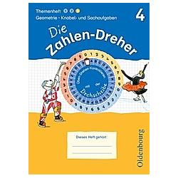Die Zahlen-Dreher: Die Zahlen-Dreher - 4. Schuljahr - Buch