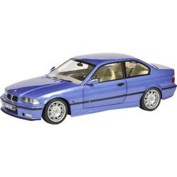 Solido BMW E36 Coupé M3 blau 1:18 Modellauto