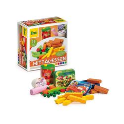 Erzi® Spiellebensmittel Spiellebensmittel Sortierung Mittagessen