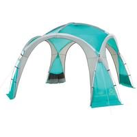 Coleman Event Dome 3,65 x 3,65 blau/weiß