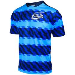 Troy Lee Designs Skyline Registration Jersey, blauw, S