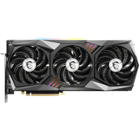 MSI GeForce RTX 3070 Gaming X Trio 8 GB GDDR6 1500 MHz
