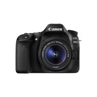 Canon EOS 80D + EF-S 18-55mm IS STM ab 949.99 € im Preisvergleich
