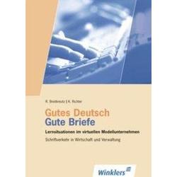 Gutes Deutsch - Gute Briefe. CD-ROM