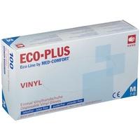 AMPri Handelsgesellschaft mbH ECO-Plus Vinyl Handschuhe weiß Größe M