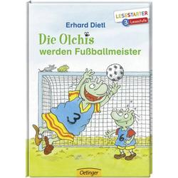 Oetinger Verlag Die Olchis werden Fußballmeister