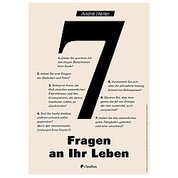 7 Fragen an Ihr Leben, Poster