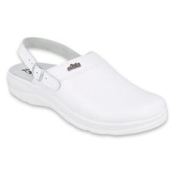 Dr. Orto Medizinische Schuhe (Arzt-Clogs) Clog Praxis-Schuhe, Ärzte Clogs, Gesundheitsschuhe, Präventivschuhe 44