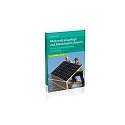 Photovoltaikanlage und Blockheizkraftwerk - Buch